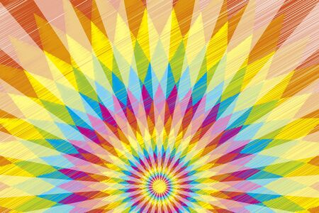 Background material wallpaper, Rainbow, Rainbow, colorful, ethnic, Latin, passion, passion, Sun, light, summer,