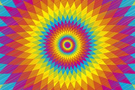 Background material wallpaper, Rainbow, Rainbow, colorful, ethnic, Latin, passion, passion, Sun, light, summer,