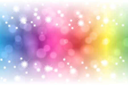lag: Background material wallpaper, bright, light, sparkling, Stardust, Stardust, blur, blurred, soft, light, pale, pale, thin, Illustration
