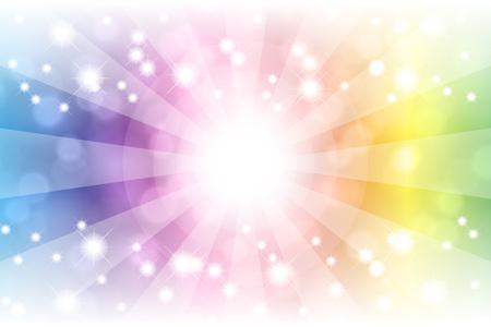 배경 소재 벽지, 밝은, 빛, 스파클링, 스타 더스트, 스타 더스트, 흐림, 흐림, 불꽃 놀이, 여름, 스타 마인, 일러스트