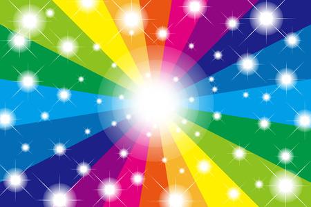 phantom: Background material, phantom light, glow, Rainbow, Rainbow, colorful, sparkly, Stardust, happy, fun, parties