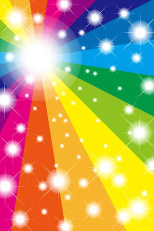 phantom: Background material, phantom light, glow, Rainbow, Rainbow, colorful, sparkly, Stardust, happy, fun, parties
