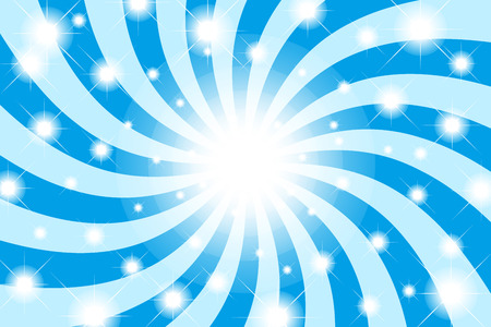 渦巻き模様の壁紙素材、スパイラル、らせん形、光、放射線、輝き、きらめき、スパイラル. パステル. きらめき