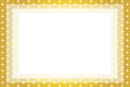 Wallpaper materials, hemp, Japanese-style, copy space, margins, cards, character spacing, Japan, Oriental, greeting cards