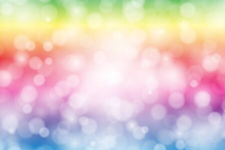 Background material design, glittering, colorful, blur, blur, gray, light, soft focus, pale, gradient, Japanese-style
