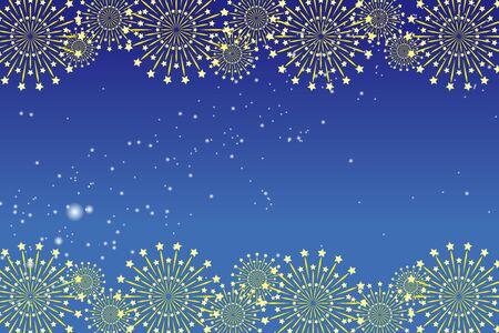 Wallpaper materialen, zomerfestivals, vuurwerk, nacht hemel, StarMine, licht, glans, fonkeling, melkachtige manier, traditie, tradities