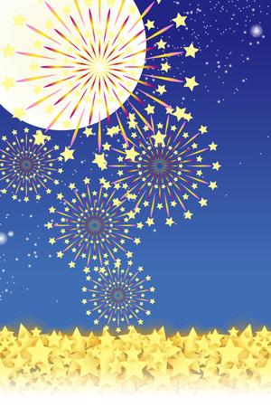 most popular: Wallpaper materials, summer festivals, Fireworks, night sky, StarMine, light, shine, sparkle, milky way, tradition, traditions