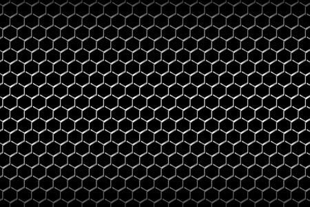 Fond d'écran matériel de fond, grillage, barrière, treillis métallique, checkered, métal, métal, nid d'abeilles, motif hexagonal, des trous, Vecteurs
