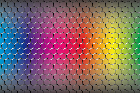 Wallpaper background material, wire netting, fence, wire mesh, checkered, metal, metal, honeycomb, hexagonal pattern, holes,