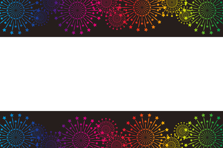 most popular: Background material wallpaper, Fireworks, summer festival, StarMine, Fireworks, night sky, Japanese-style, message, copy space,