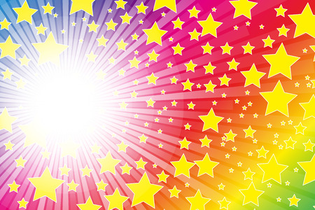 Wallpaper materials, starburst, StarMine, dust, Stardust, light, Fireworks, Rainbow colors, glitter, glow, Rainbow