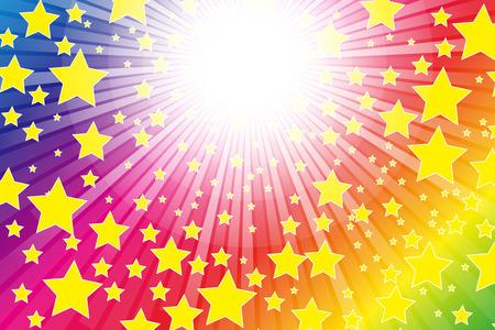 materiali carta da parati, starburst, StarMine, polvere, Stardust, luce, fuochi d'artificio, i colori dell'arcobaleno, glitter, bagliore, arcobaleno