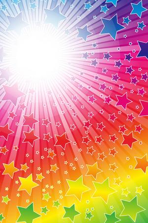 rainbow colors: Wallpaper materials, starburst, StarMine, dust, Stardust, light, Fireworks, Rainbow colors, glitter, glow, Rainbow