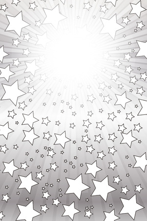 backrest: Wallpaper materials, starburst, main, dust, Stardust, radiation, Fireworks, glitter, shine, metallic, metal, Illustration
