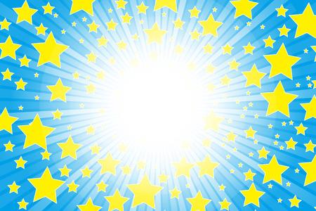 배경 화면 재료, 스타 버스트, StarMine, 먼지, 스타 더스트, 빛, 불꽃 놀이, 중앙 라인, 반짝이, 스파클