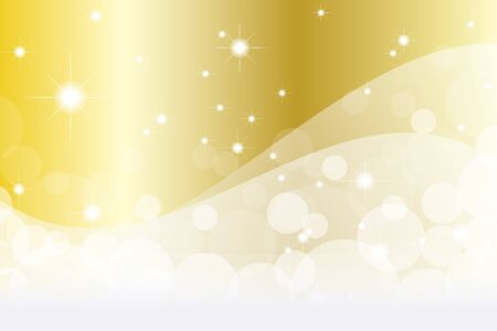 Background material wallpapers, glittering, shimmering, Stardust, Stardust, space, sky, illumination, gradients, light Stock Illustratie