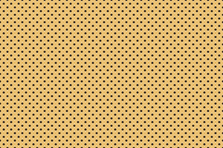 perforated: Wallpaper material, polka dot, polka dot, dither, dimple, free people, spots, perforated, grain, hole, wrapping paper Illustration