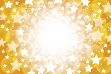 Blur background material wallpaper, night sky, Stardust, Stardust, universe, milky way, milky way,, yawaraka, fun, happy, active  イラスト・ベクター素材