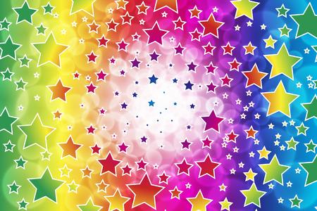 Flou fond d'écran matériel, ciel nocturne, Stardust, Stardust, univers, voie lactée, voie lactée ,, YAWARAKA, amusement, heureux, actif