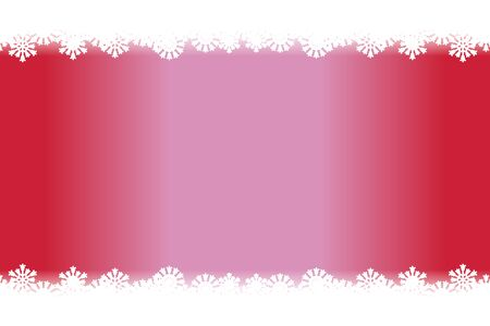 Background material wallpaper, border, frame, snow crystals, Christmas, birthday, party, winter, decorating, ornament,