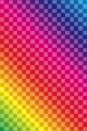 Background material wallpaper, mosaic, Plaid, tiles, blocks, wrapping paper, wrapping paper, decorating Illustration