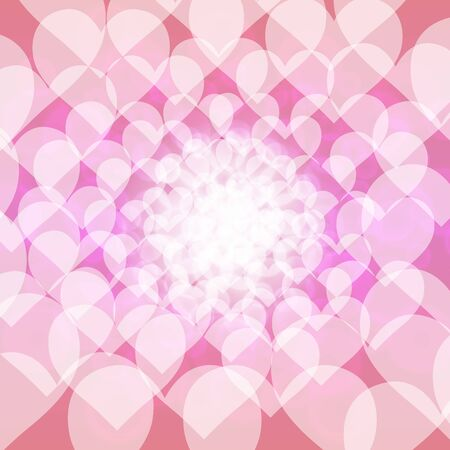 Background material wallpaper, heart pattern, love, clarity, pastel colors, symbols, colorful, blur, light, pattern Stock fotó