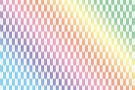 矢印餅パターンと素材を壁紙します。  イラスト・ベクター素材