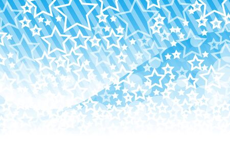 Background material, glitter, light, Stardust, Stardust, starlit sky, pretty, stripes, stripes, stripes, striped variety, Illustration