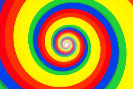 Wallpaper background material, spectrum, Prism, Rainbow, Rainbow, spiral, spiral, spiral patterns, spirals, light