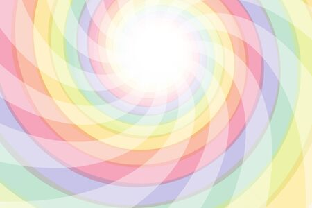 Swirl wallpaper material,, radial spiral, Rainbow, Rainbow, colorful, spiral, Central line, Flash, sparkle