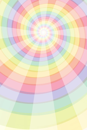 eddy: Swirl wallpaper material,, radial spiral, Rainbow, Rainbow, colorful, spiral, Central line, Flash, sparkle