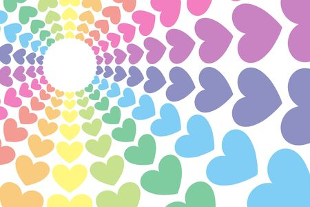 Background material wallpaper, heart pattern, heart-shaped, Central line, radial, love, LOVE, happiness, happy, bright images, love