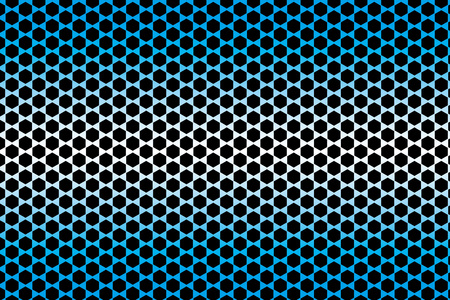 perforated: Wallpaper material, wire mesh, wire netting, stitches, metal fence, checkered, steel, hexagonal, metal, hole machining. Illustration