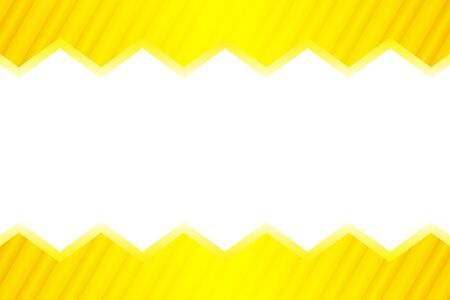 yellow banded: Background material, photo frame Illustration