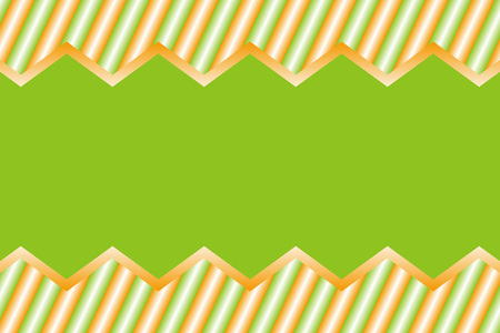 Background material, photo frame, photo frame, jagged, zigzag, cute, striped, Sima shima?, stripes, tag