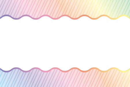 Background material, stripes, fringe people, striped, stripes, curve, wave, wavy, cartoons, comics, animated title changes