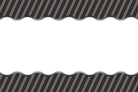 Background material, stripes, fringe people, striped, stripes, curve, wave, wavy, cartoons, comics, animated title changes Stock Vector - 79395937