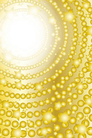 Background material, glitter, sparkle, Stardust, Stardust, starburst, universe, Galaxy, circle, circle, ring, Sun,, Illustration