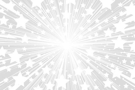 Fukidashi wallpaper material, intensive line, cartoon, comic, comics, anime, callouts, lines, words, copy space