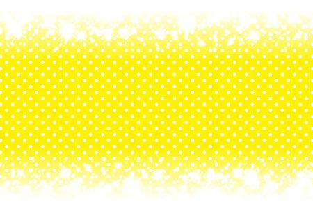 Background material, Bokashi, polka dot, mizutama, Polka, pocked it, dither, dimples, Stock Photo
