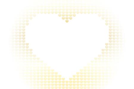 Background Material Wallpaper Heart Pattern Symbol Pattern
