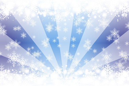 Crystal Wallpaper material, snow, winter, landscape, nature, snow... sparkling, radial, intensive line, shimmer, light, light,