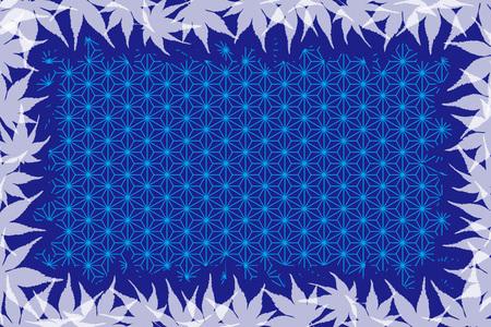 Traditional patterns Illusztráció