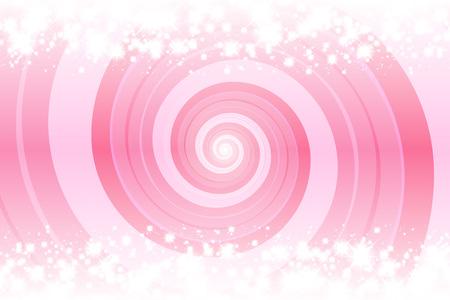 Uzumaki wallpaper material, circles, spirals, spiral, spiral patterns, spirals, colorful, blur, defocus, light