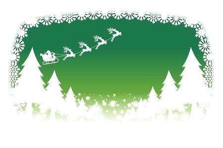 Background material wallpaper, Christmas cards, greeting cards, greeting card, invitation, invitations, snow, winter, Illusztráció