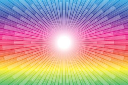 Wallpaper materials, radiation, radial, radiation, radiation, light, rays, shining, glittering, Halo, Halo universe, intensive line, Fireworks,