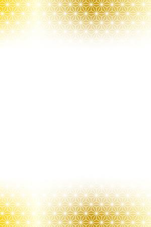 Hintergrundmaterial mit Gold Glitter Rahmen auf und Boden Standard-Bild - 94025640