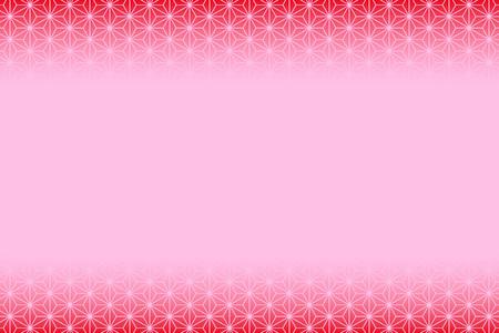 Background material, Japanese image, hemp, pattern, patterns, Japan style, copy space, Oriental, traditional patterns, read, ad, ya Stock fotó - 93777635