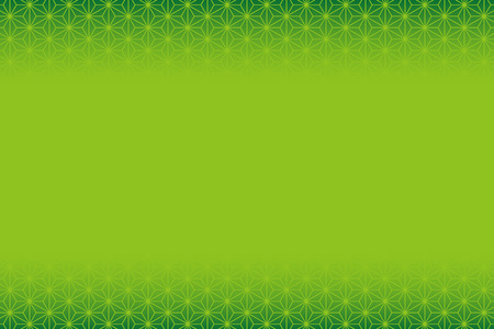 Green colour background material.