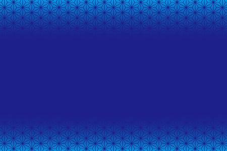Dark blue background material.